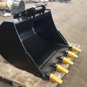 120 cm – Łyżka podsiębierna do koparki 9,1 – 13 ton