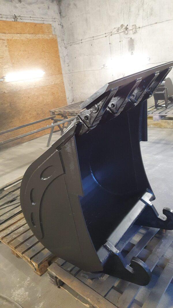 140 cm – Łyżka podsiębierna do koparki 13,1 – 18 ton