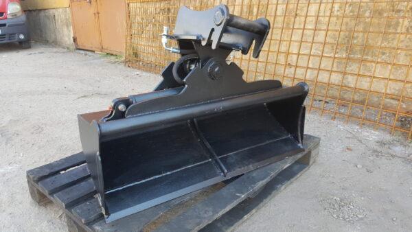 120 cm – Łyżka hydrauliczna do koparki 1,9 – 2,5 ton