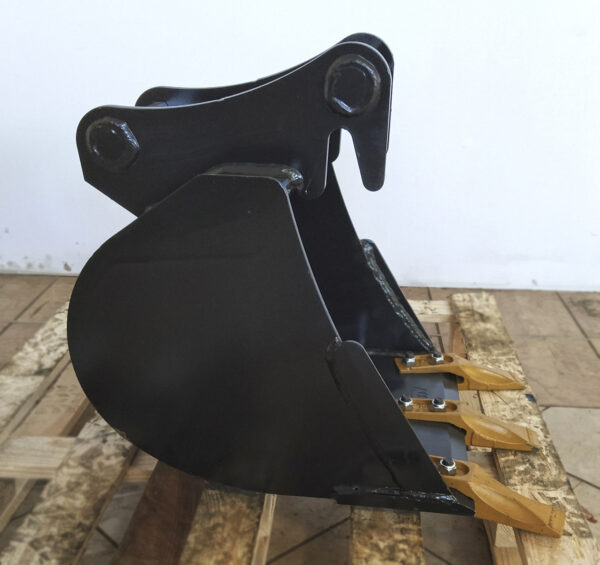 40 cm – Łyżka podsiębierna do koparki do 1 tony