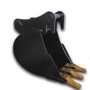 30 cm – Łyżka podsiębierna do koparki do 1 tony