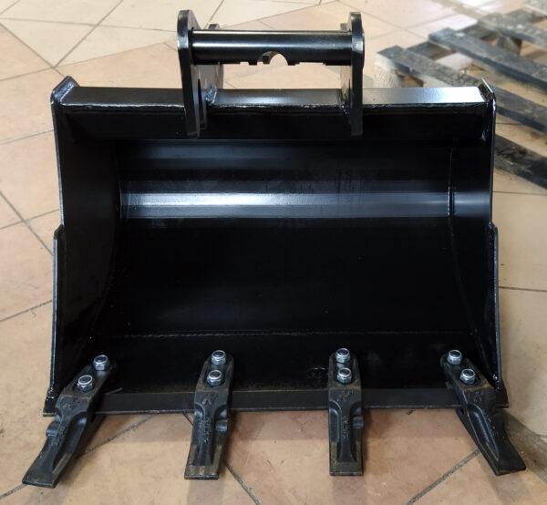 50 cm – Łyżka podsiębierna do koparki 1,1 – 1,8 ton