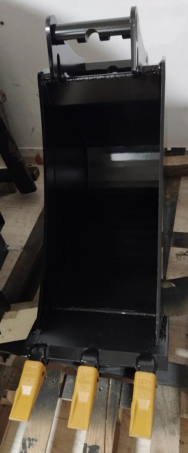 40 cm – Łyżka podsiębierna do koparki 5,6 – 9 ton