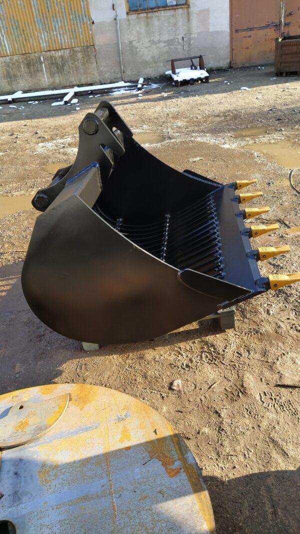 80 cm – Łyżka ażurowa do koparki 9,1 – 13 ton