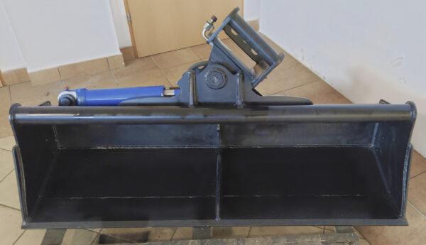 150 cm – Łyżka hydrauliczna do koparki 2,6 – 3,5 ton