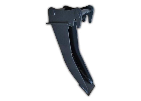 12 cm – Łyżka podsiębierna do koparki kablowa 75cm